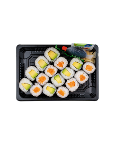 Maki Lachs Avocado Mix